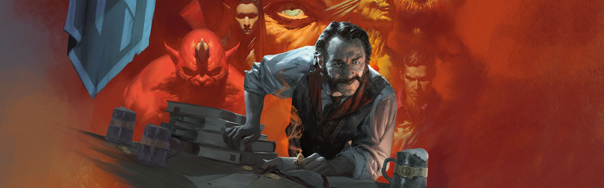 D&D 5e – Mass Campaign – Tales From the Yawning Portal, with a Twist